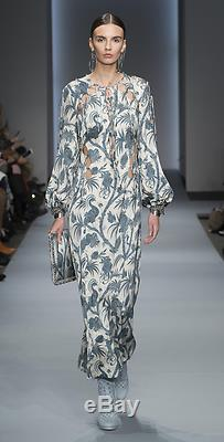 $1750 RUNWAY BRAND NEW With TAGS ZIMMERMANN ADORN TIE UP LONG DRESS 3