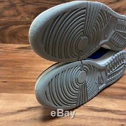 2006 Nike SB Dunk Low Rainbow Tie Dye Dark Obsidian VTG Size 11 312490 441