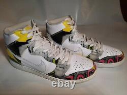2015 Nike Dunk High SB PRM DE LA SOUL 13