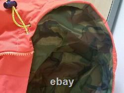 $228 Polo Country Ralph Lauren Terrain Fleece Hoodie Jacket, Size L