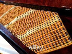 $460 OPULENT NWOT Stefano Ricci Pleated 100% Silk Tie 3.5'' X 62'