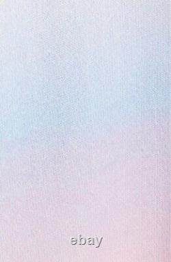 $495 Isabel Marant Etoile LOGO Tie Dye Hoodie Sweatshirt Sz 38 Small NEW