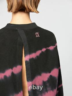 ARIES ARISE Tie-dye Sweatshirt Oversized Crewneck Womens