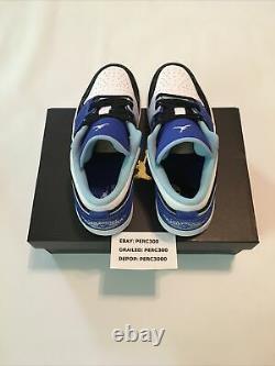 Air Jordan 1 Low SE Racer Blue Size 12M/13.5W DH0206-400 100% AUTHENTIC