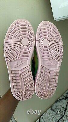 Air Jordan 1 Retro High J Balvin Tie Dye Size 9 (100% Authentic)