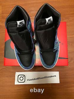 Air Jordan 1 Retro High Tie Dye Size 8With6.5