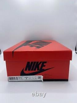 Air Jordan 1 Retro High Tie Dye Size 9 WMNS = 7.5 Mens