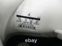 Air Jordan Just Don x Jordan Legacy 312'Medicine Ball' Size 12 Men's Sneakers