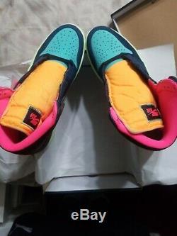 Air Jordan Retro 1 High OG Tokyo Bio Hack (Size 11)