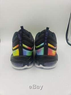 Air Max 97' Nike Tie Dye' Mens Size 14 MultiColor CK0841-001