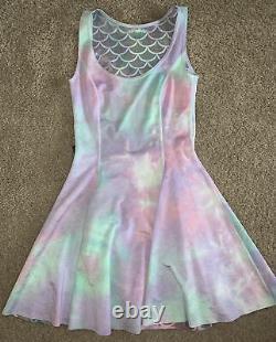 Black Milk Clothing Pastel Tie Dye Vs Mermaid Tie Dye IOD