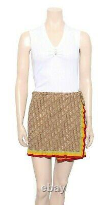 CHRISTIAN DIOR Diorissimo Wrap Skirt (SIZE S)