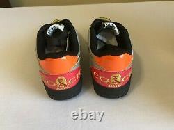 COACH x BAPE STA Shoes Multi Print Camo Women's SIZE 6