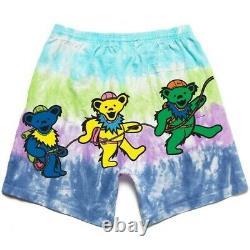 Chinatown Market x Grateful Dead PMA Tie Dye Nylon Shorts size Large