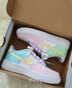 Customized nike air force 1