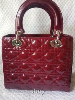 Dior Bag Authentic / Serial Number OriginaL. Christian DIOR. Pre-owned