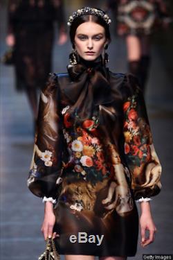 Dolce&Gabbana Silk Dress Size 40 Eu