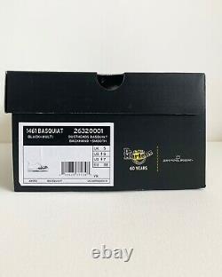 Dr. Martens x Basquiat 1461 Oxford Leather Shoes Size US Women 7