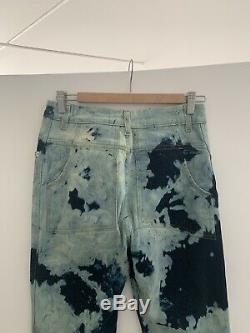 Eckhaus Latta tie dye jeans sz 27 NWOT