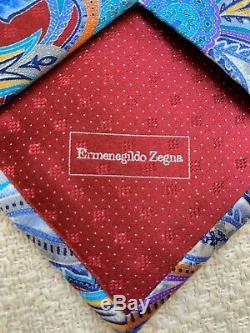 Ermenegildo Zegna Quindici Limited edition Multi-color. Worn once