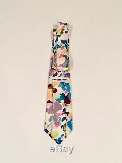 Extremely Rare Brand New 2009 A Bathing Ape Bape Multicolor Camo Tie Bapesta