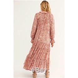 Free People Feeling Groovy Maxi Dress (medium)