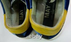 Golden Goose GGDB MAY Women's 38 US 8 Glitter Logo Shoes