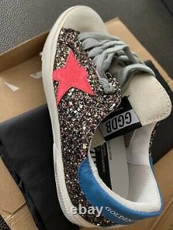 Golden Goose GGDB May Sneakers 36 (6) Glitter Sneakers