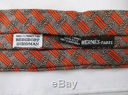 Hermes Men's Silk Ascot
