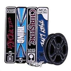 John Carpenter Halloween Horror Movie Lot Enamel Clutch Fashion Retro Tie Pin