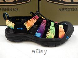 Keen Mens Sandals Newport Retro Original Tie Dye Size 11.5