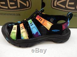 Keen Womens Sandals Newport Retro Original Tie Dye Size 8