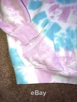 Kith Treats Hoodie Tie Dye Swirl Sz L