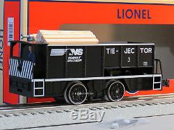 LIONEL NS COMMAND CONTROL TIE-JECTOR train rail ties CAB CONTROLLED 6-81447 NEW