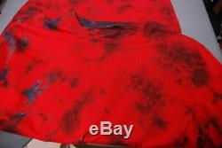 LOUIS VUITTON men's tie dye Peace t shirt sz XL / L trusted seller