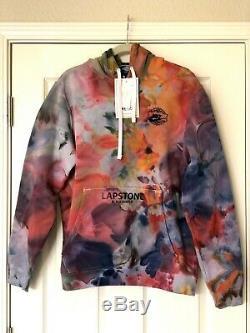 Lapstone & Hammer x Nike Pick Your Poison Hoodie Size Large Tie Dye Sweatshirt