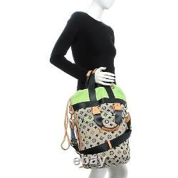 Limited Edition Green Monogram Cheche Gypsy PM Bag