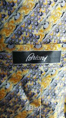 Lot 20 Pcs BRIONI Mens Silk Luxury Multicolor Neckties Suit Job Tie