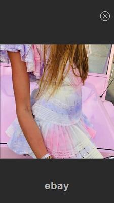 Loveshackfancy Bestseller Gwen Tie Dye Dress