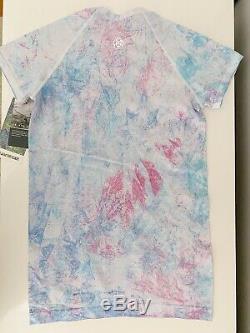 Lululemon Seawheeze 2019 Swiftly Speed SS Shirt Tie Dye Size 6 BNWT
