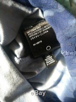 MIKE AMIRI Shark Tie Dye Cotton-Jersey T-Shirt Tee SZ X-LARGE