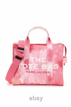 Marc jacobs the tote bag small tie-dye handbag