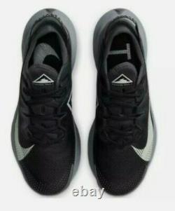 Men Nike Pegasus Trail 2 Black Trail Running Shoes CK4305-002 Size 10.5 Hiking