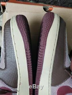 NDS 2006 Nike AIR FORCE 1 Premium Samurai 313641-262 Size 11 AF1 Uptowns