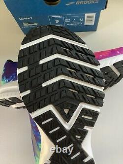 NEW Brooks Launch 7 Run Rock N Roll Marathon Tie Dye Women's Shoes Sz 9