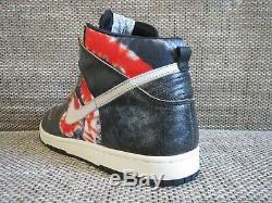 NEW DSWT Nike SB Dunk High QS HUF Tie Dye OG 2004 US13 US 13 EU 47,5 305050-102