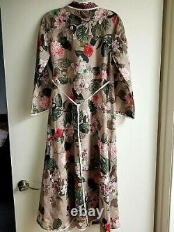 NEW Johnny Was Womens Kimono Dress Long Sz S MSRP $365 Embroidered