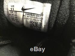 NEW Men's Nike Air Max 97 Tie-Dye Black Multi-Color CK0841-001 Size 11