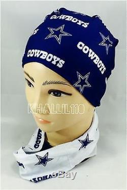 NFL Dallas Cowboys Fan Stretch Warp Bracelet/Hair Tie (2-pack)