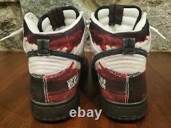 NIKE DUNK SB HIGH MELVINS SZ 11.5 305050-103 OG 2005 Rare Skateboarding OG